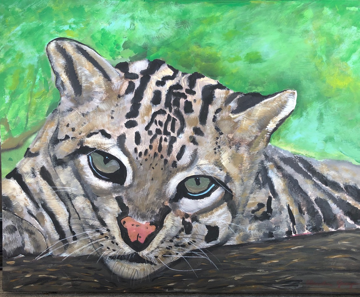 Click to go to Claudia Gray's gallery page
